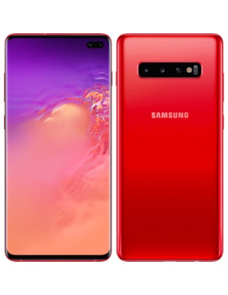 Samsung - Galaxy S10+ rouge