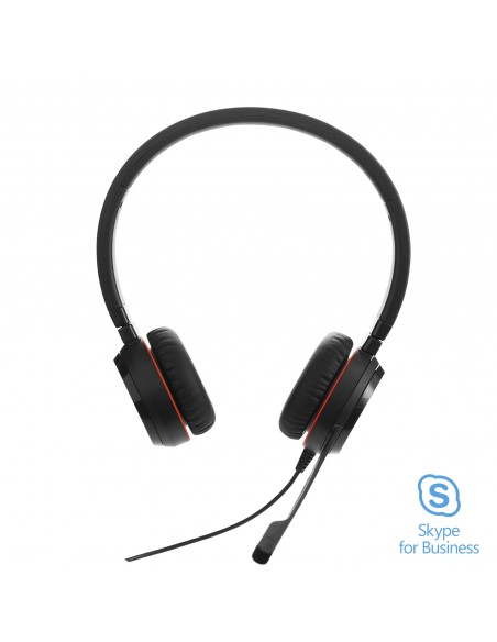 Jabra - Evolve 20 ms stéréo face