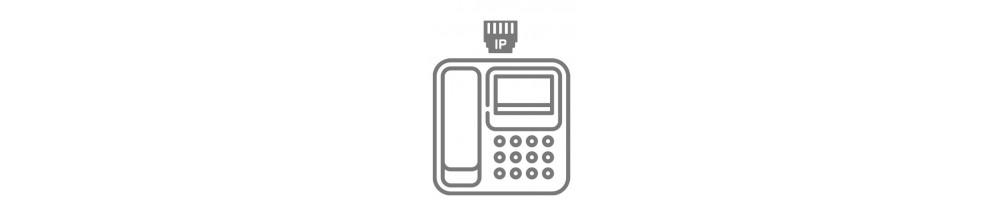 Téléphone IP / VoIP pour Voix sur IP