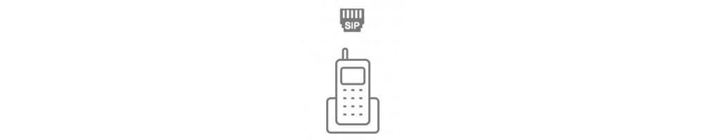 Téléphone sans fil SIP dect professionnel